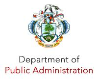 Logo-Department of Public Administration